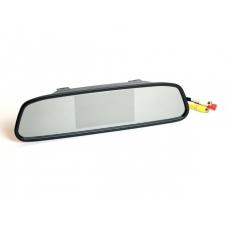 "Монитор-зеркало диагональ 4.3"""