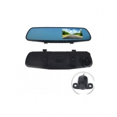 Видеорегистратор - зеркало HD-V502 Full HD