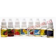Жидкость для заправки картриджей электронных сигарет